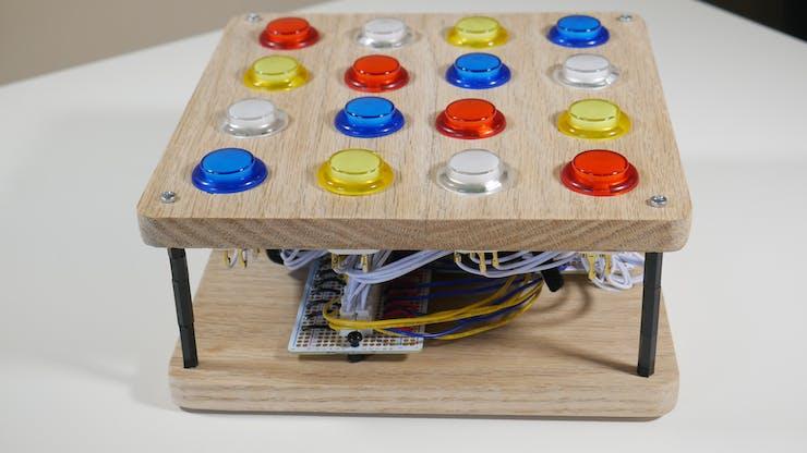 Arduino MIDI Fighter - Hackster io