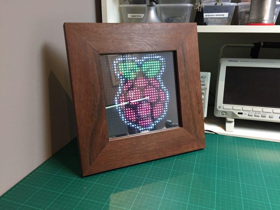 Pixel Art Frame