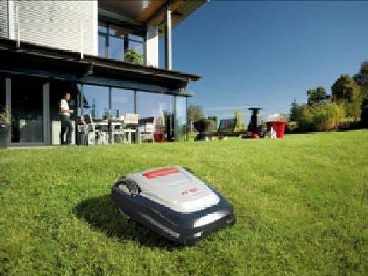 AI-Robot-lawnmower