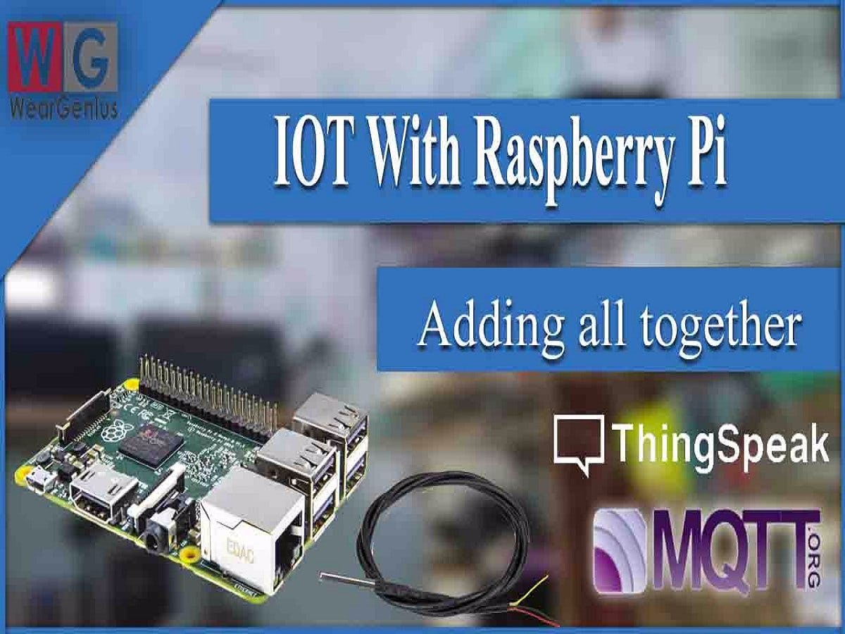IoT With Raspberry Pi Using JAVA