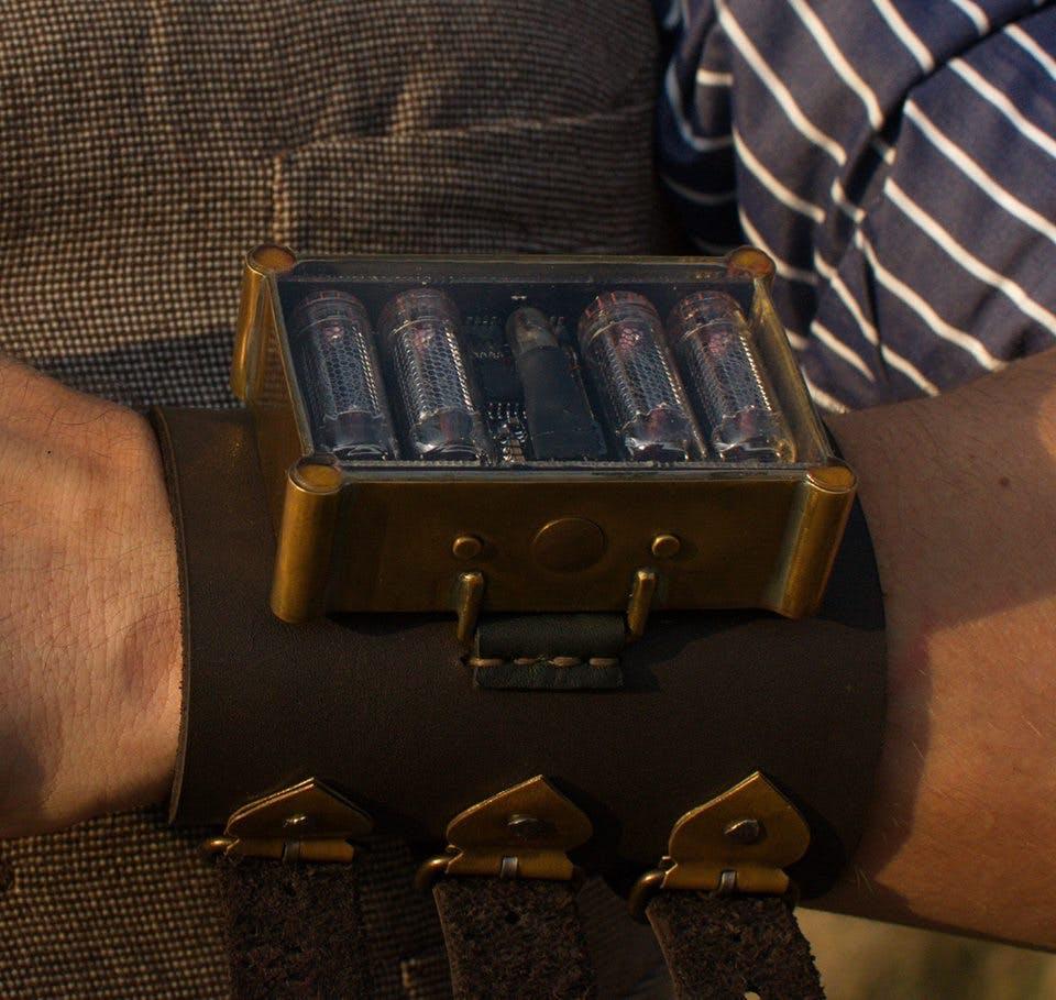 Nixie Watch Prototype_a v5