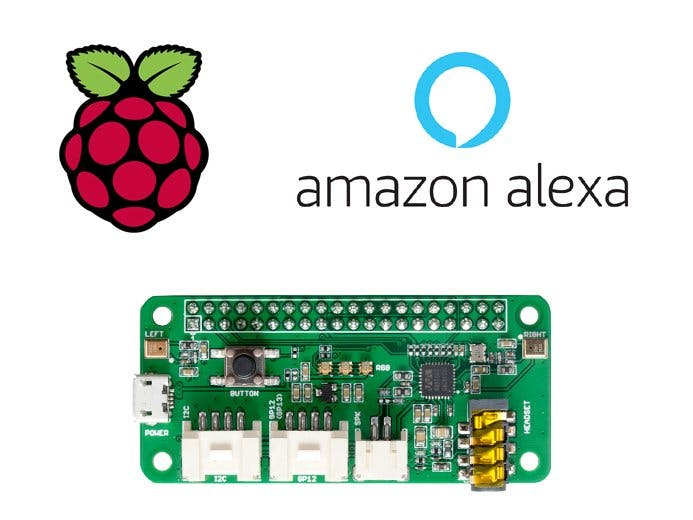 Build Your Own Amazon Echo Using a RPI and ReSpeaker HAT - Hackster io