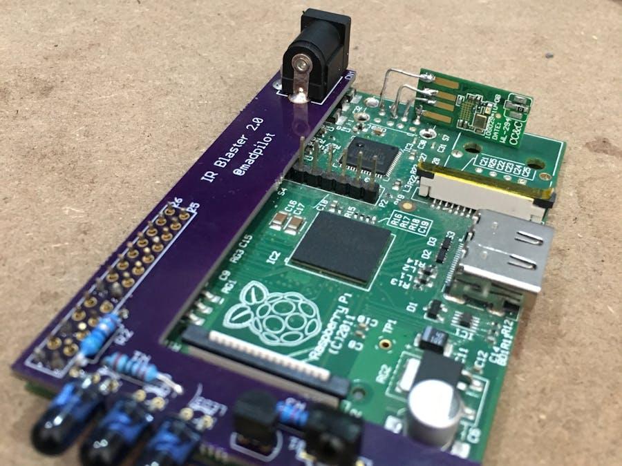 IR-Blaster with CEC - Hackster io