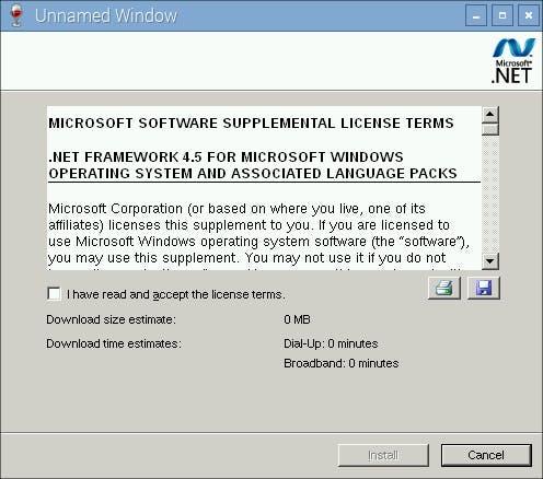 download microsoft net framework 4