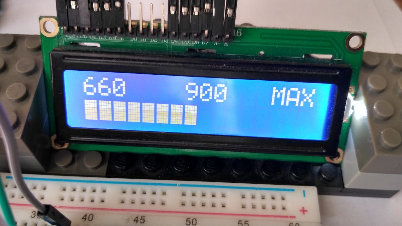 Arduino Counter Display
