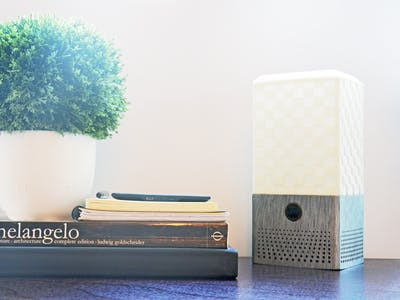 DIY Smart Assistant Speaker/Lamp (Google Home or Alexa)