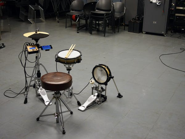 Minimal midi drum kit with d printer arduino project hub