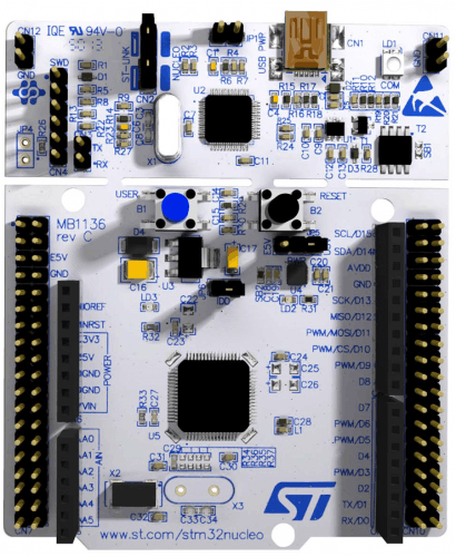 STM32 Nucleo-64 Board