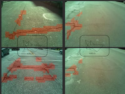 SQUID: Street Quality IDentification