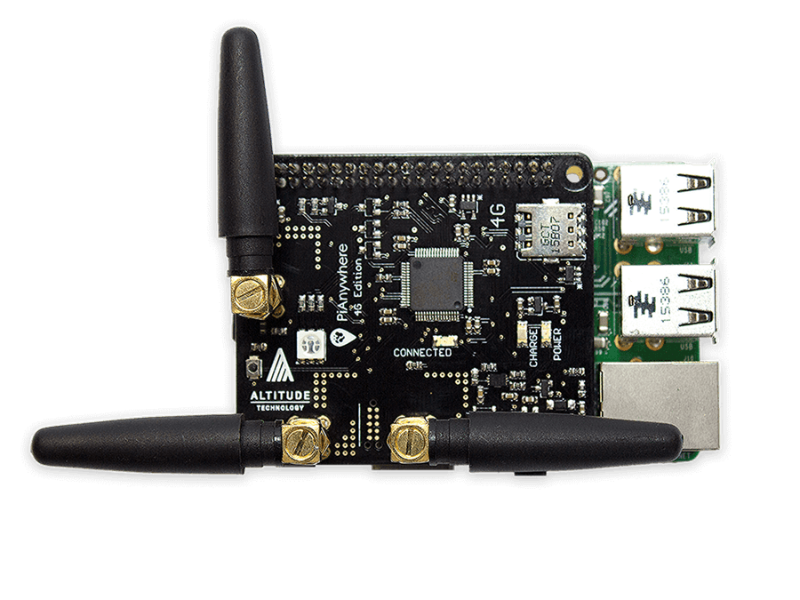 IoT Bit 4G & LTE HAT for the Raspberry Pi - Hackster io