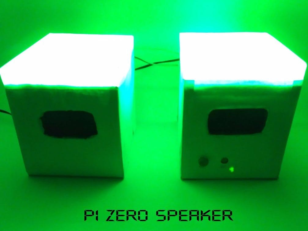 Pi Zero Speaker - DIY Audio HAT and Audio Player