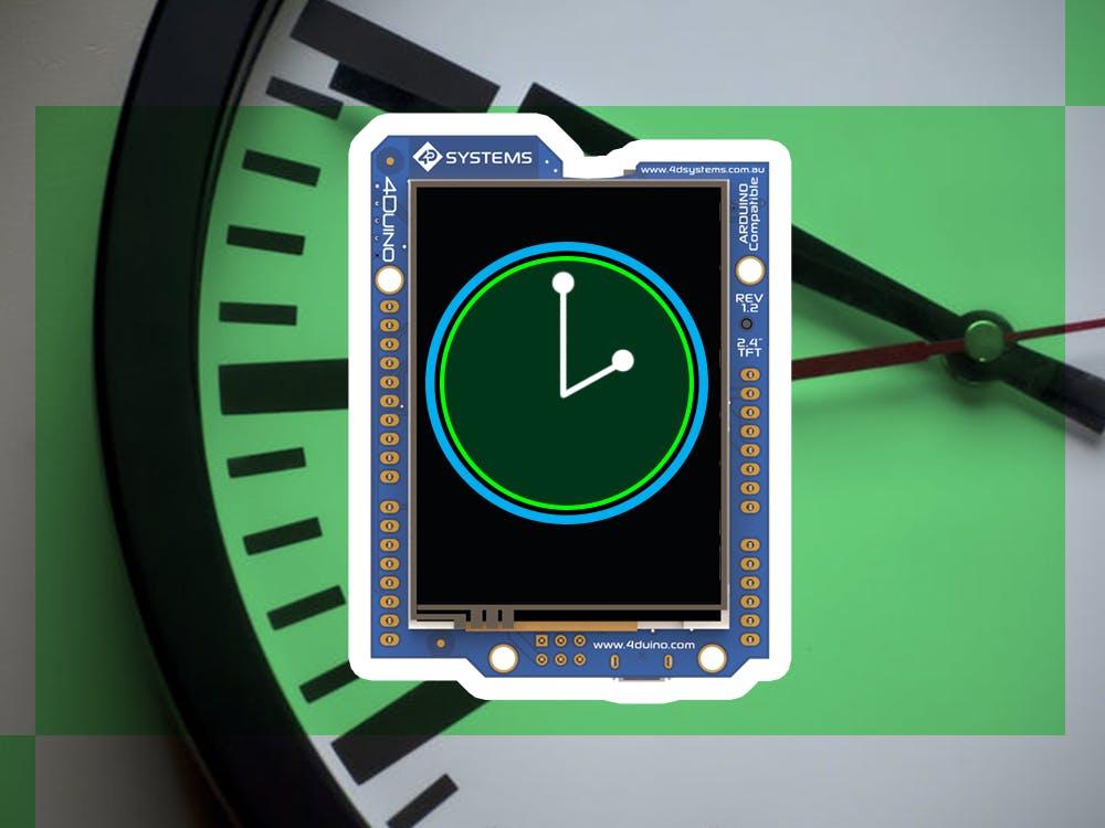 NTP Clock
