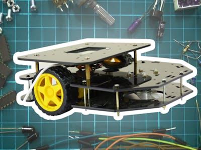 Locator rover