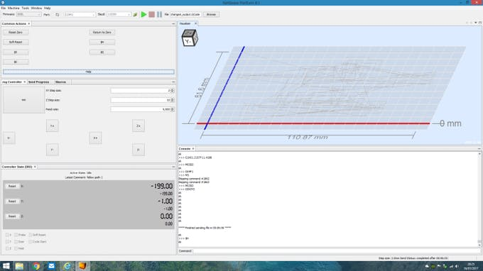Mini CNC 3D Printed PCB Creator - Arduino Project Hub