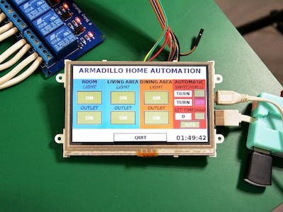 Armadillo Home Automation