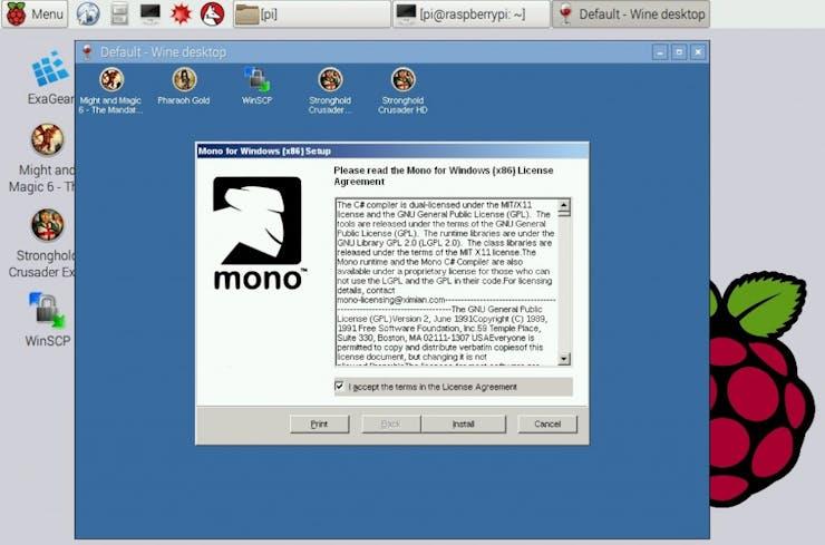 Mono on Raspberry Pi - BeagleBoard Projects