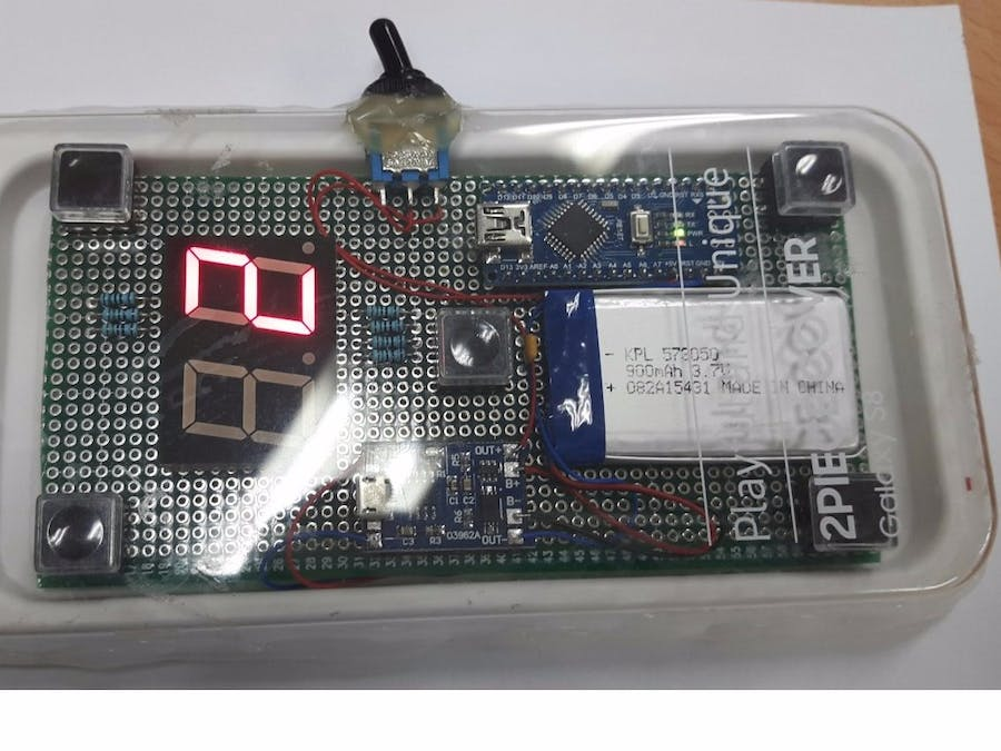 Simple Lap Counter for Swimming Maniac (Waterproof)