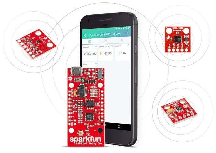 ESP8266 IoT Contest - Simplify the Connected World