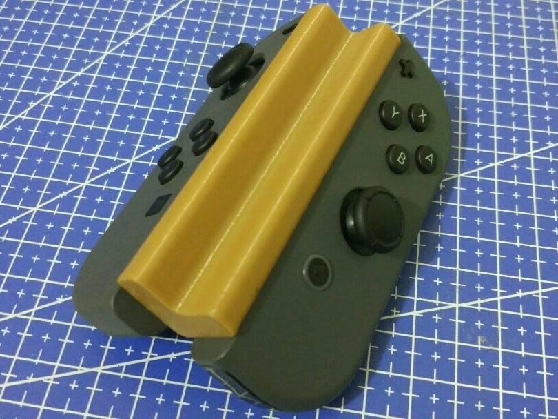 Single Hand Joy-Con Adapter