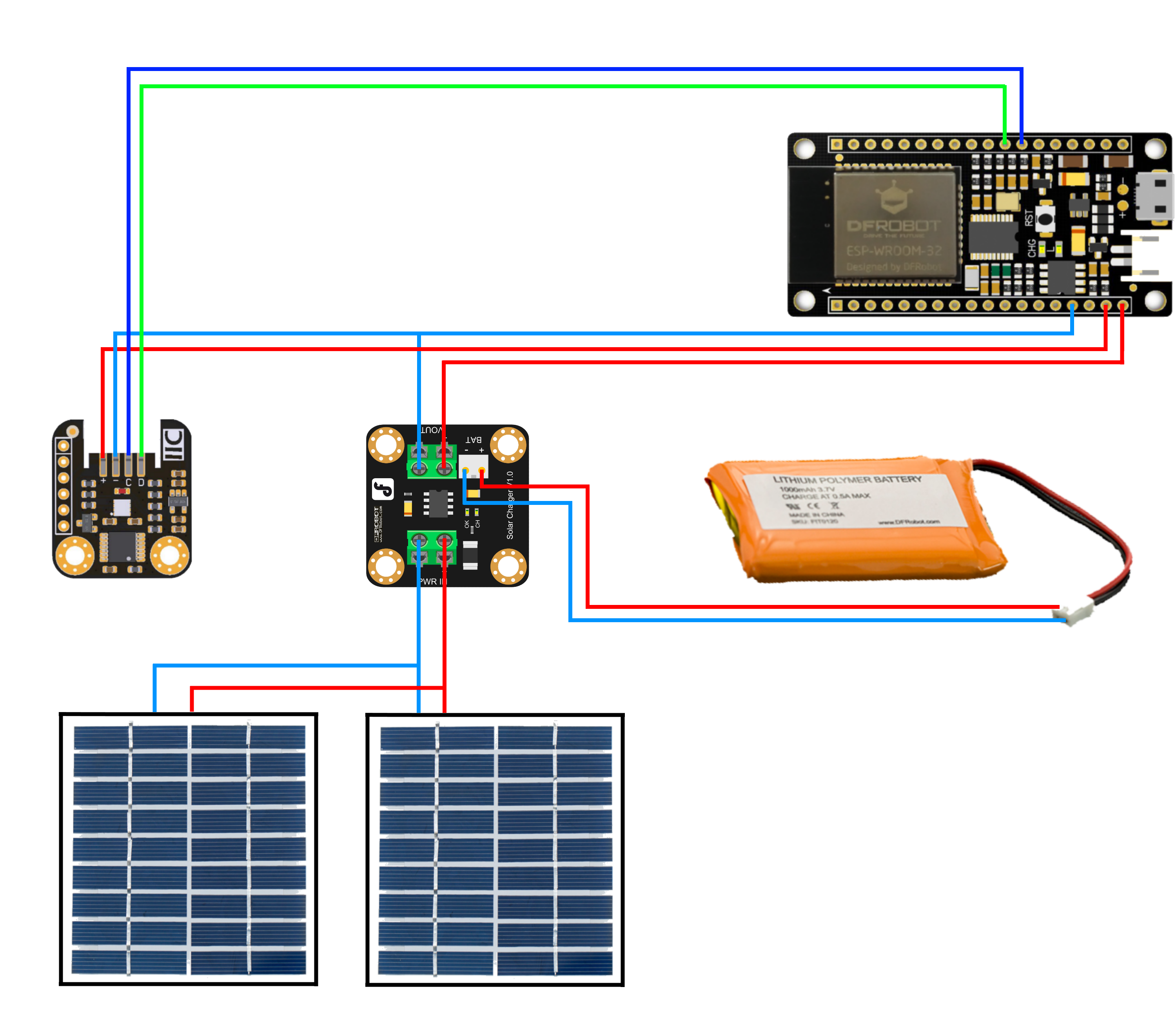 Esp32 Solar Weather Station Wiring Panels In Parallel Diagram Sch 1 Go2se2oopv