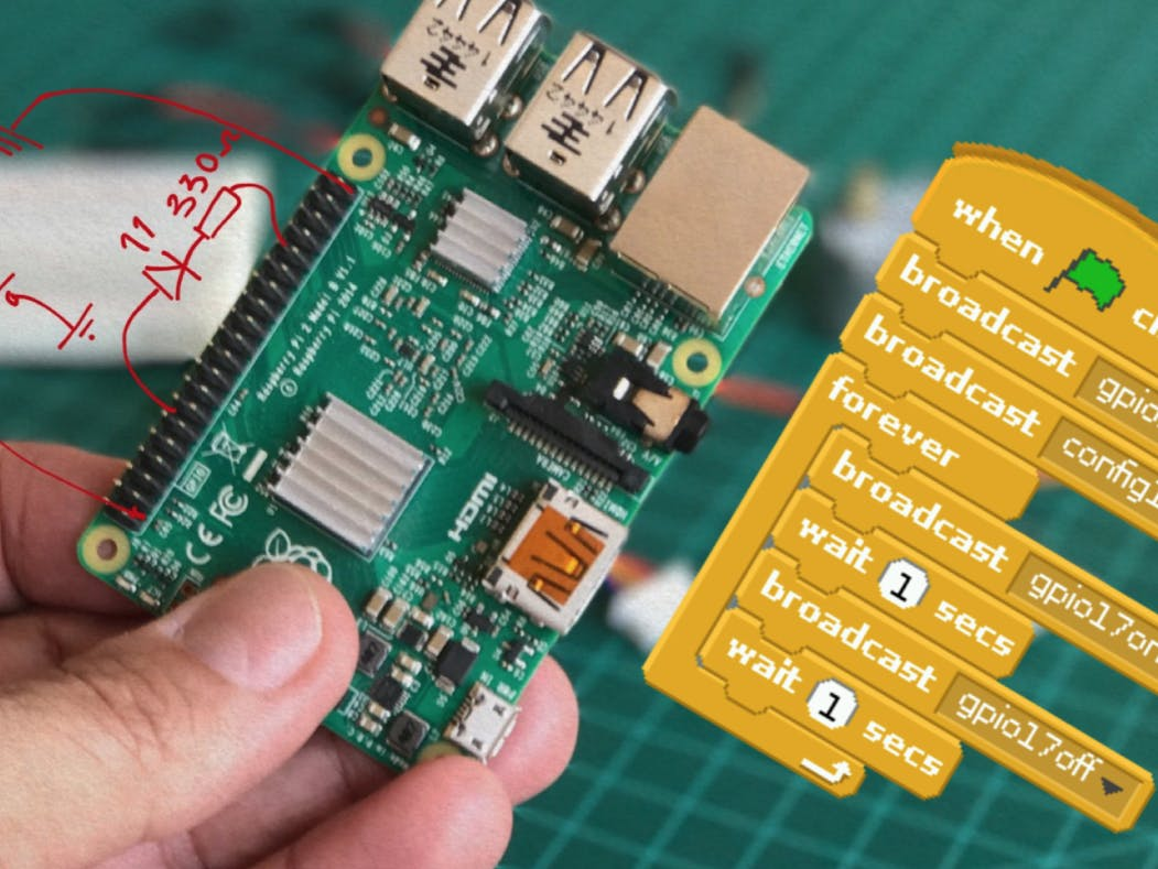 Physical Computing - Scratch for Raspberry Pi