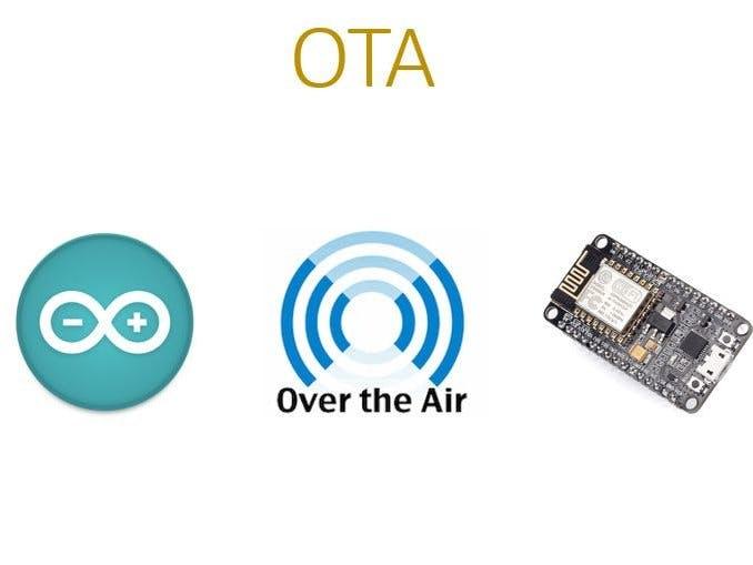 Over the Air (OTA) Update of NodeMCU (ESP8266) Using MQTT
