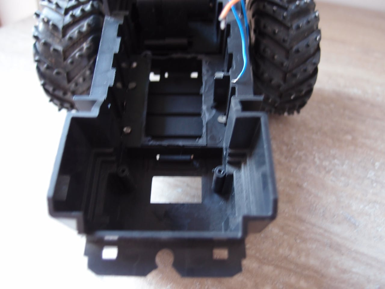 Rc Car Hack With Android And Arduino Picture Of Fastest Way To Hbridge