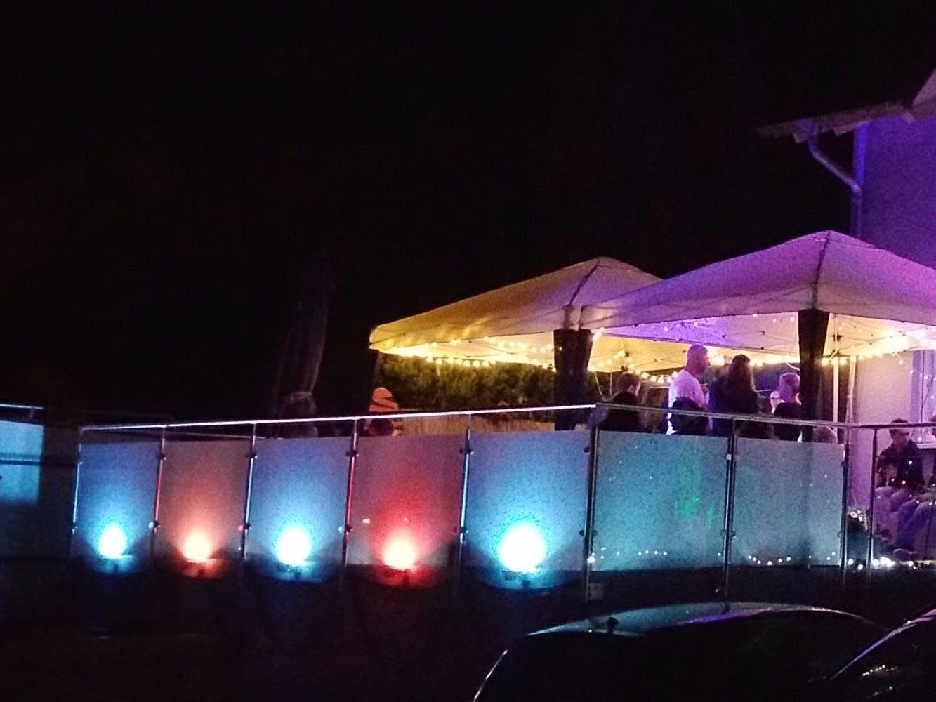 DMX RGB LED Outdoor
