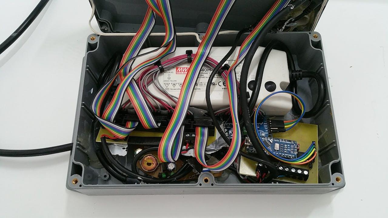 DMX RGB LED Outdoor - Arduino Project Hub