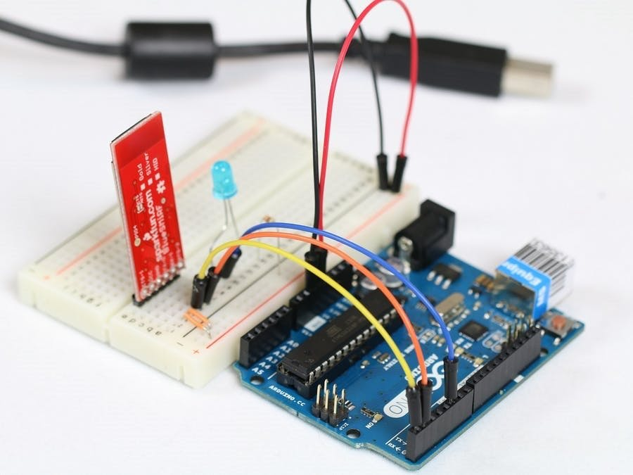 Blilnking LEDs with Arduino