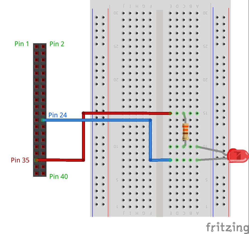 Wiring Pattern Of Breadboard