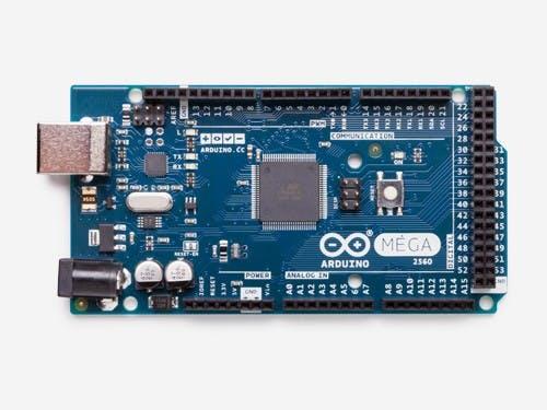 Arduino mega courtesy Arduino