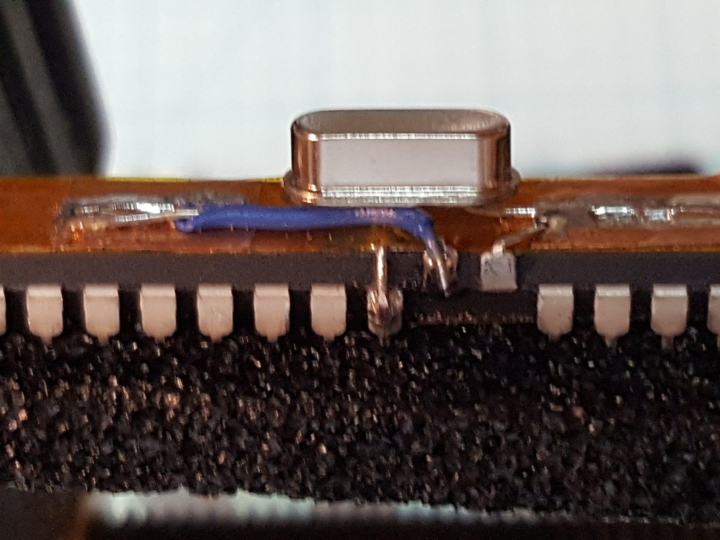 Gimmick on Barebones Arduino 16MHz