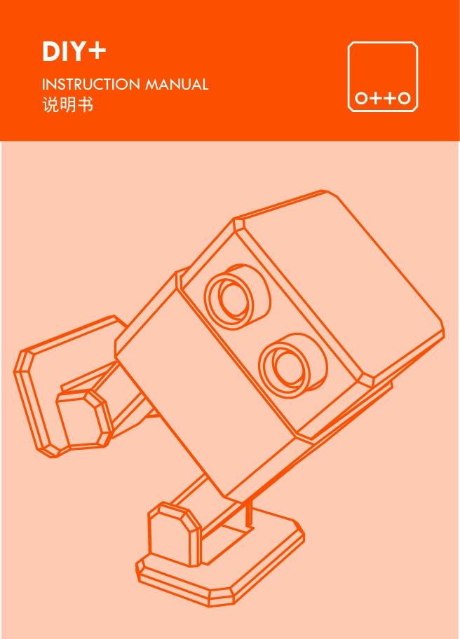 Otto DIY+ instruction manual