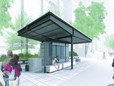 Sensor Unit for Urban Furniture