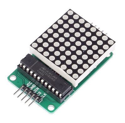 Module of LED Matrix with MAX7219