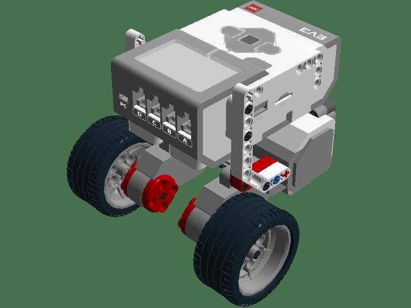 App Inventor & Lego EV3 Robot: Button Control - Hackster io