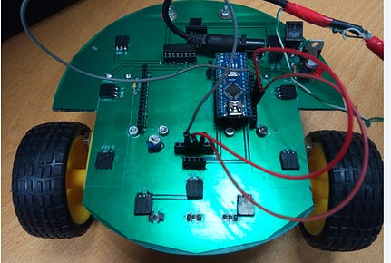 Low Cost Educational Robot