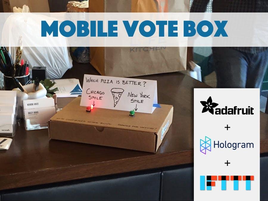 Mobile Vote Box