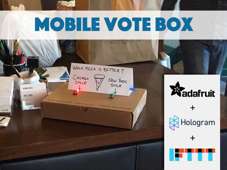 Mobile Vote Box