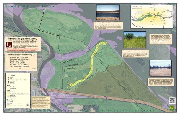 Delta River Map