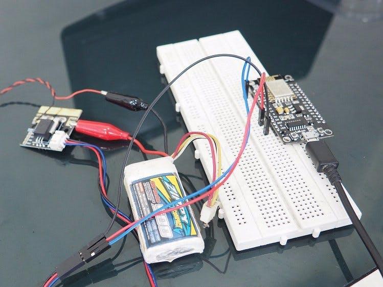 Sensor Arus dan Daya Dengan NodeMCU ESP8266 dan AgnosThings