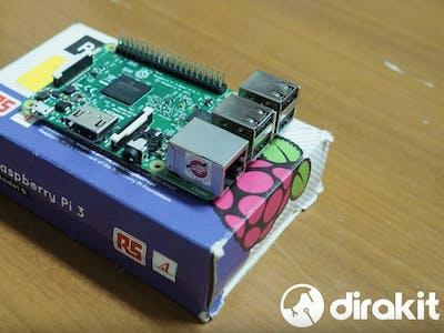Install OS Raspbian di Raspberry PI 3