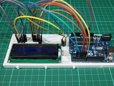 Membuat Jam Digital Menggunakan Arduino dan LCD 16x2