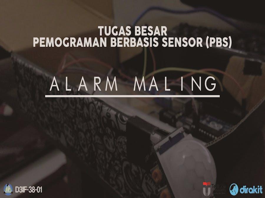 Alarm Maling