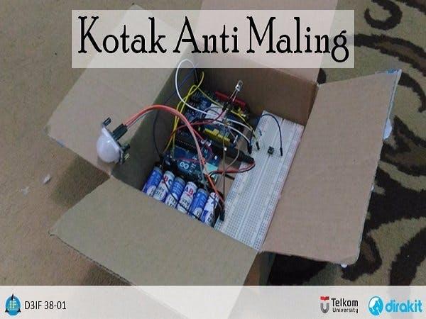 Kotak Anti Maling