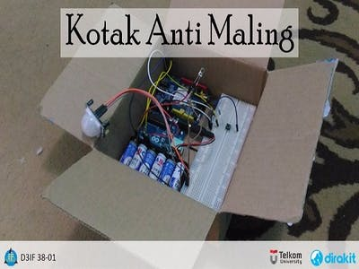 Kotak Anti Maling