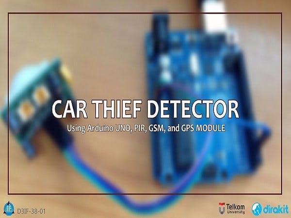 Car Thief Detector