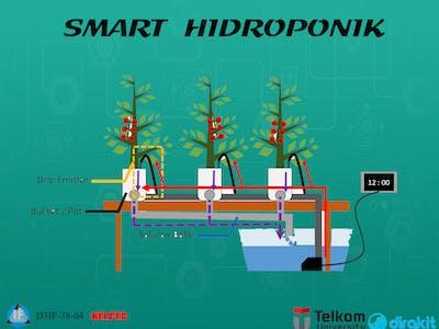 Pengairan Hidroponik