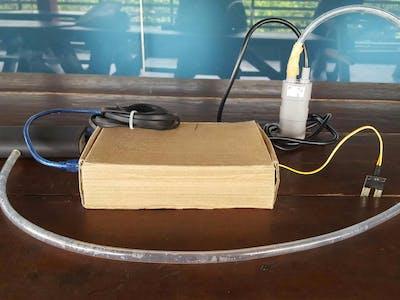 Sensor Kelembaban Tanah
